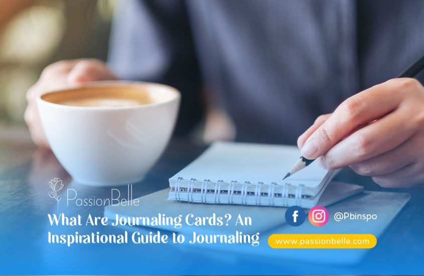 What Are Journaling Cards? An Inspirational Guide to Journaling